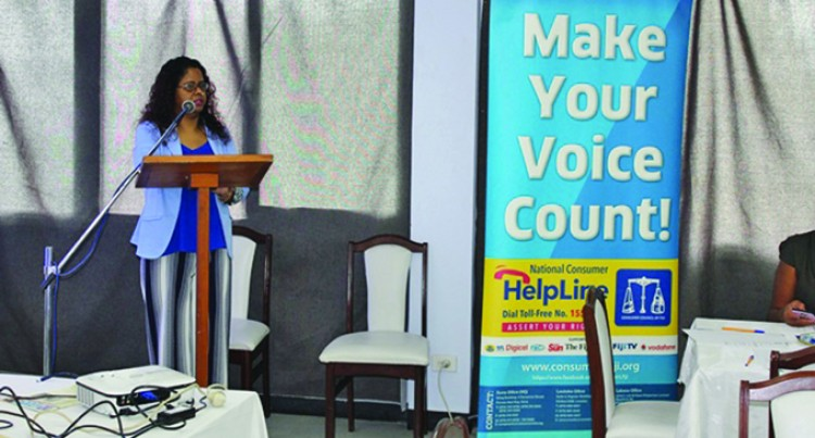 Council Reminds Consumers  To Raise Concern