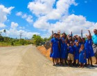 Vunivutu Road Works Makes A Difference For School Children