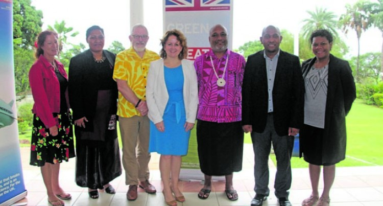 UK To Ease Pacific Maritime Challenges
