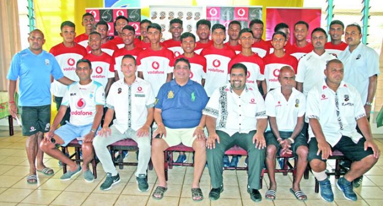 Datt Leads Fijian U16 Campaign