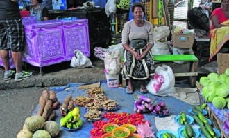 Vendor Overcomes Culture Shock to Earn a Living