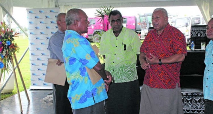 PM Bainimarama Shares his Experience