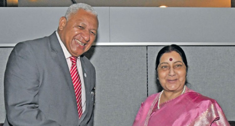 India's Contribution To Fiji Praised