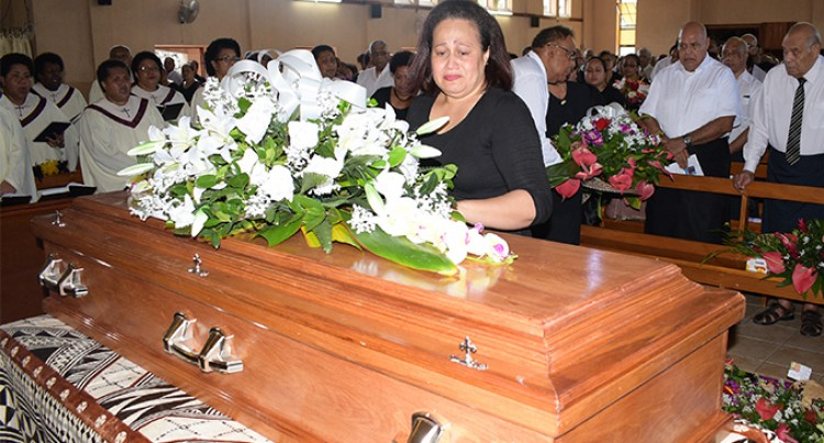 Ratu Jone Laid to Rest