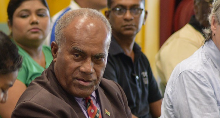 Tuitubou Backs Young, New FijiFirst Candidates