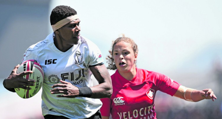 Fijiana 7s Work On First Assignment