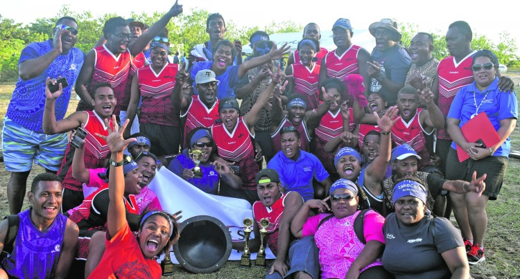 Marriott Fiji Resort Win Fun Day