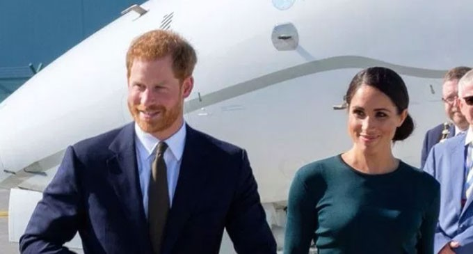 Prince Harry And Meghan To Visit Fiji On October 23 to October 25