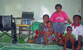 Wheelchair, Bed Eases Struggle of Disabled Mum