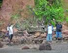 Nasegai Villagers Seek Solutions Against Landslides