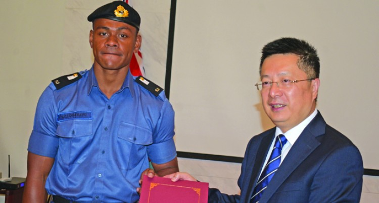 China, Fiji Share Genuine Defence Forces: Tawake