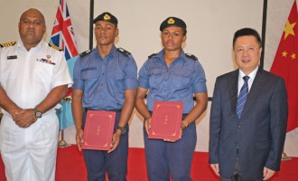 First Navy Woman Gets Chinese Scholarship In The Officer Ranks