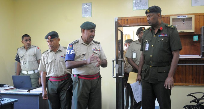 Colonel Gadai Completes Operational Readiness Check