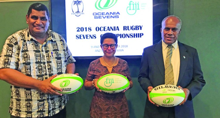 Oceania 7s In Suva