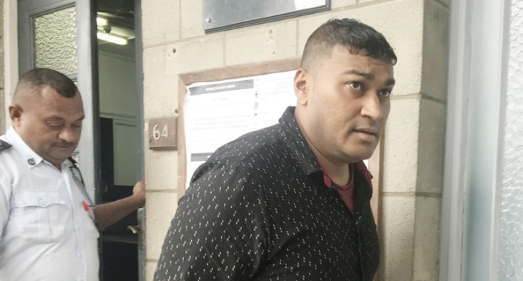 Remand For Man Found In Possession Of Drugs