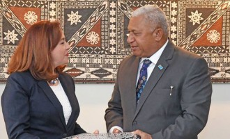 "UNGA Praises Fiji: ""Small Countries Can Do Big Things"""