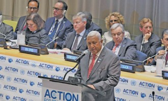 PM Pays Tribute To Peacekeepers At UN Summit
