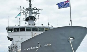 Otago Intercepts 10 Fishing Vessels, Investigates Two Yachts
