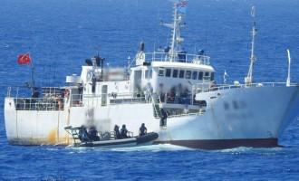 160 Vessels Inspected During NZ-Fiji Patrols