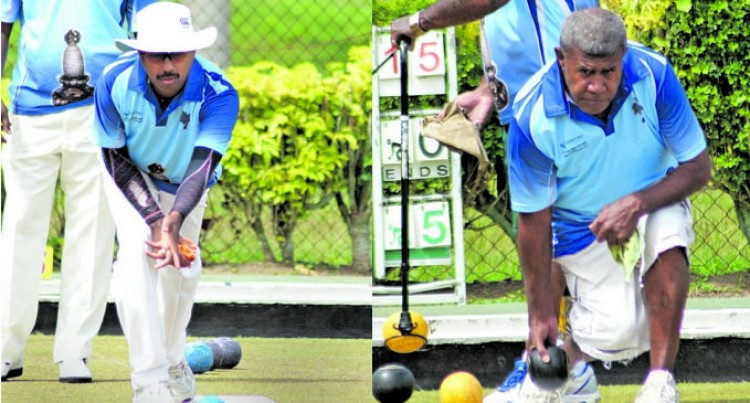 Bowlers Battle For Pineapple Cup