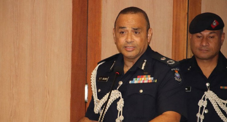 Fiji Police: Senior Officer Dies After 2.4km Run