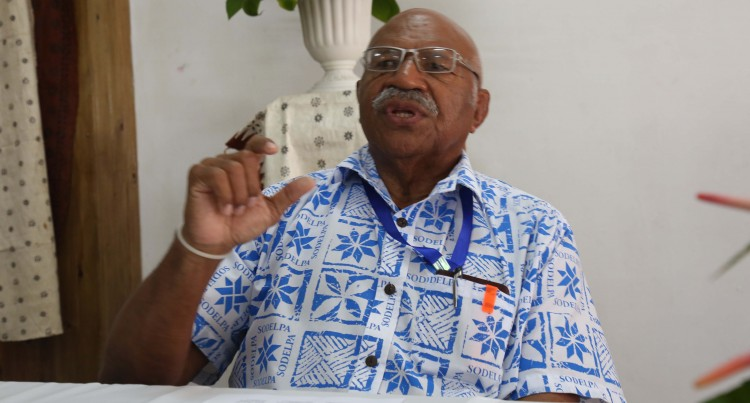 I Will Accept Outcome Of My Court Case, says Rabuka