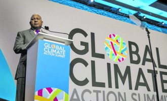 Ocean Issues Are At The Forefront Of The Global Climate Action Summit