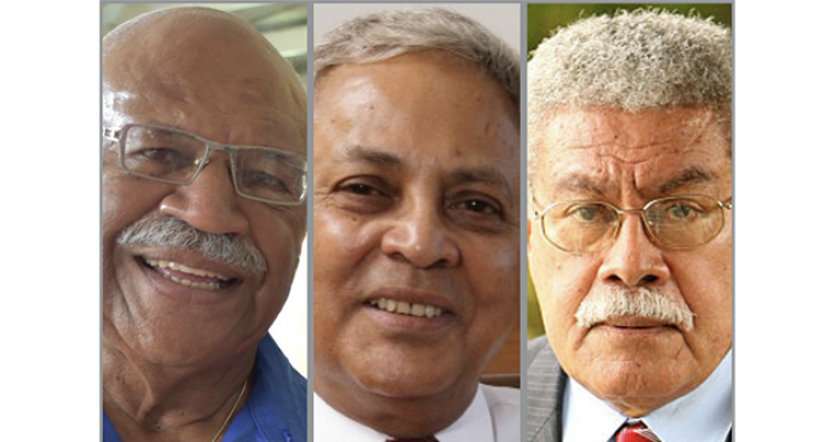 Analysis: SODELPA Board Still Banks On Rabuka As Party Leader