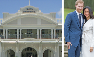 Analysis: GPH Among Likely Places Royal Couple May Stay In