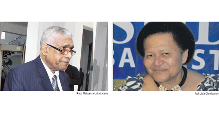 Analysis: Details About SODELPA Meet That Adi Litia Did Not Reveal