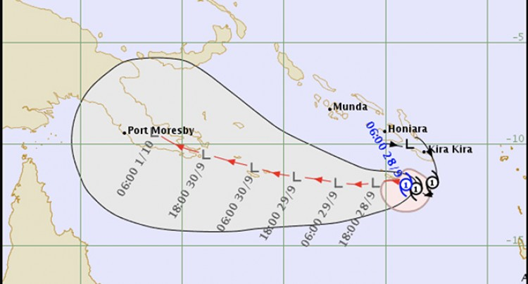 TC Liua poses no threat to Fiji: Weather office