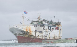 Muaivuso Headman Warns Ship Owners, Authority