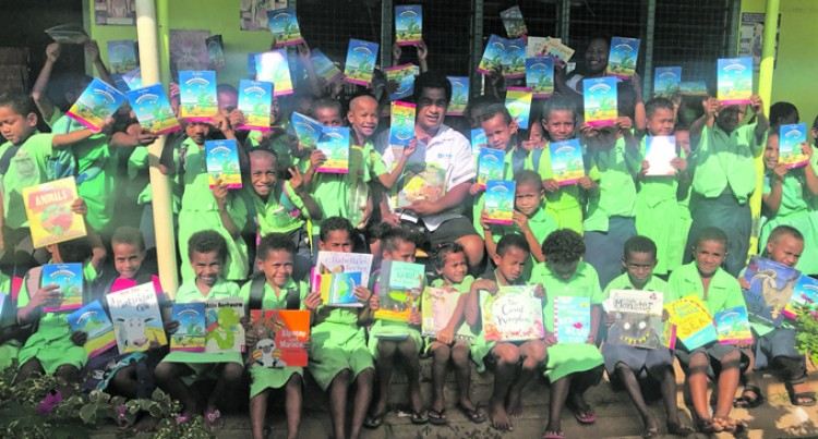 Wyndham Resort Donates Books To Rural Schools