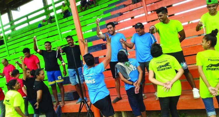 Courts 2018 Sports, Awards Day a Hit