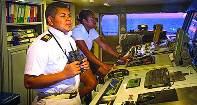First Female Captain For Blue Lagoon Cruises