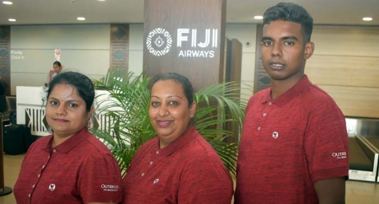 Fiji Schools' Culinary Team For Gold Coast Event