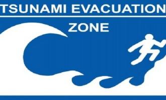 Nasese Tsunami Drill Next Tuesday, Do Not Be Alarmed
