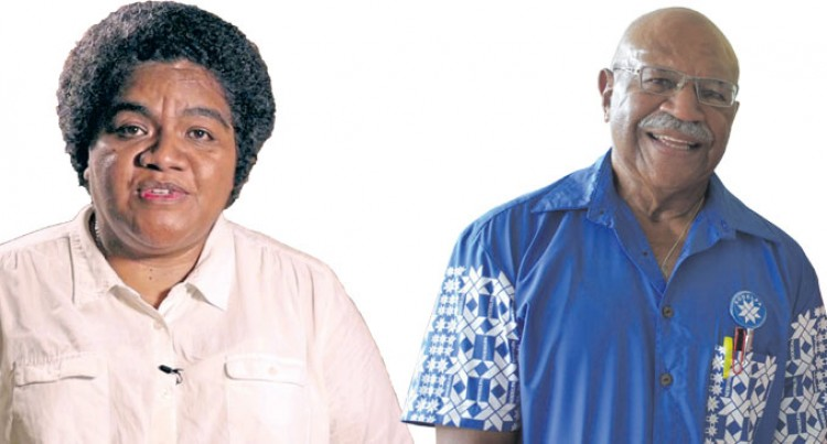 Tupou: 'Rabuka A Fiji Wrecker, Rabuka: 'Tupou Not Mature As Leader, Lawyer'