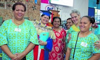 First Fijian Graduates With ECE Doctorate