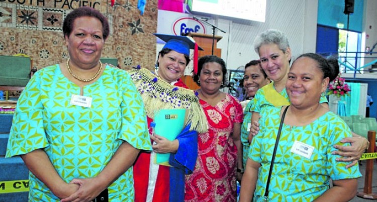 First Fijian Graduates With ECE Doctorate