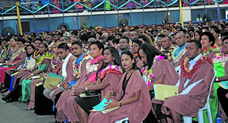 1321 To Graduate From USP This Year