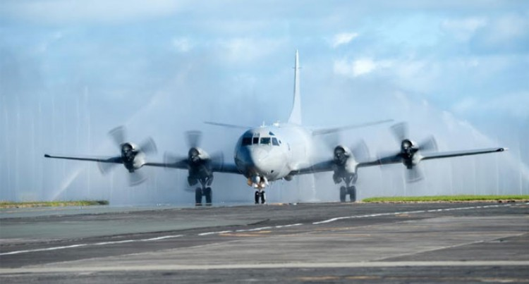 NZDF Helps Search For Two Missing Kiribati Fishermen