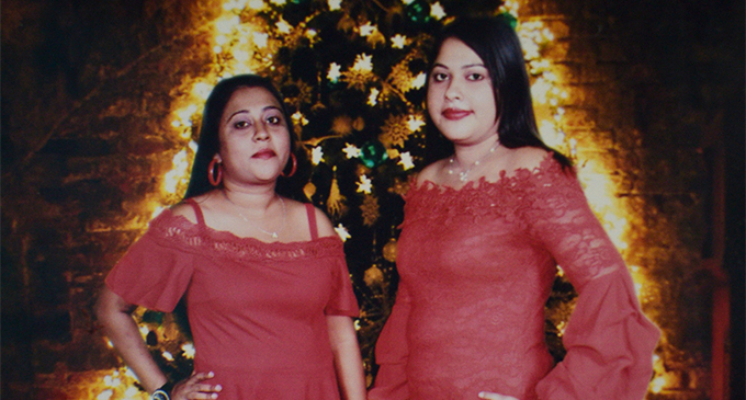 IN HAPPIER DAYS... Accident victims (from left) Arti Chand, 35, and sister Archana Chand, 25. Archana died on Sunday while Arti passed away on Wednesday.