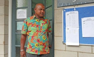 Witness Takes Stand in Ex-Police Theft Trial