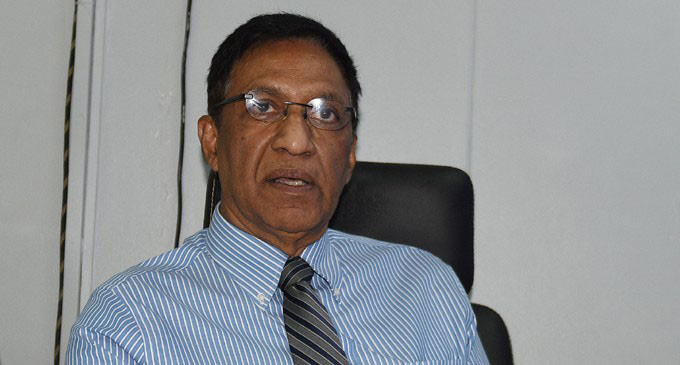Land Transport Authority (LTA) chairman Vijay Maharaj.