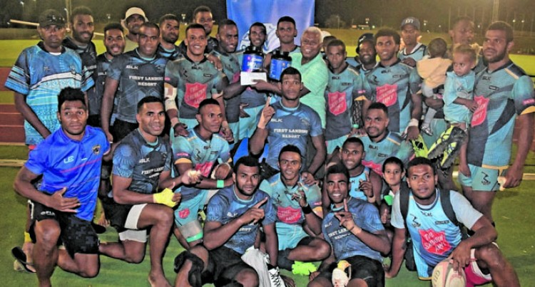 Teams Share 7s Prize-Money