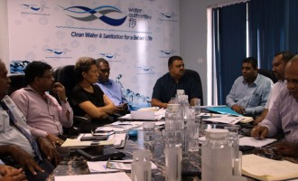 40 million litres Of Water Carted Last Month To Customers: Water Authority