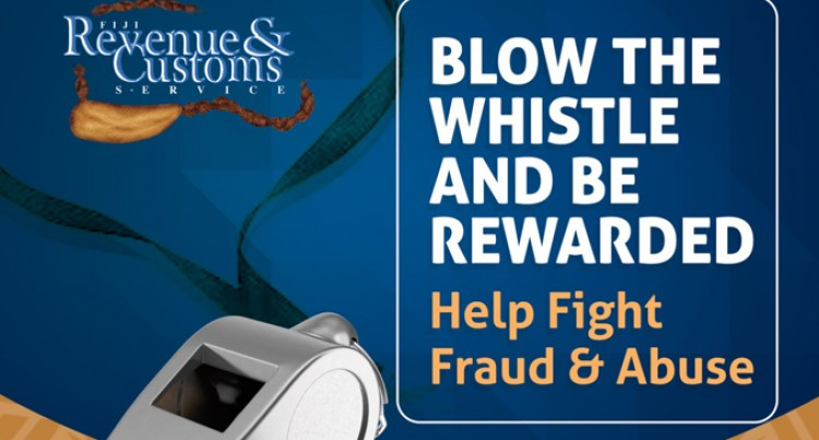 Editorial: Blow The Whistle And Stop Tax Fraud