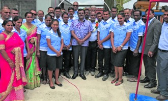 Hard Work Pays Off For Naidu
