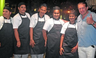 Teppanyaki Chef Yalayala Has No Regrets Over Her Decisions